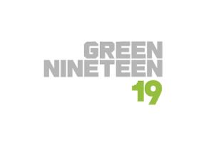 Green 19 logo