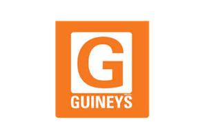 Guineys retail logo