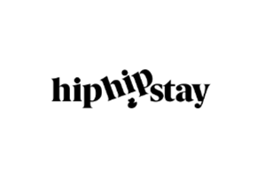 Hip Hip Stay logo